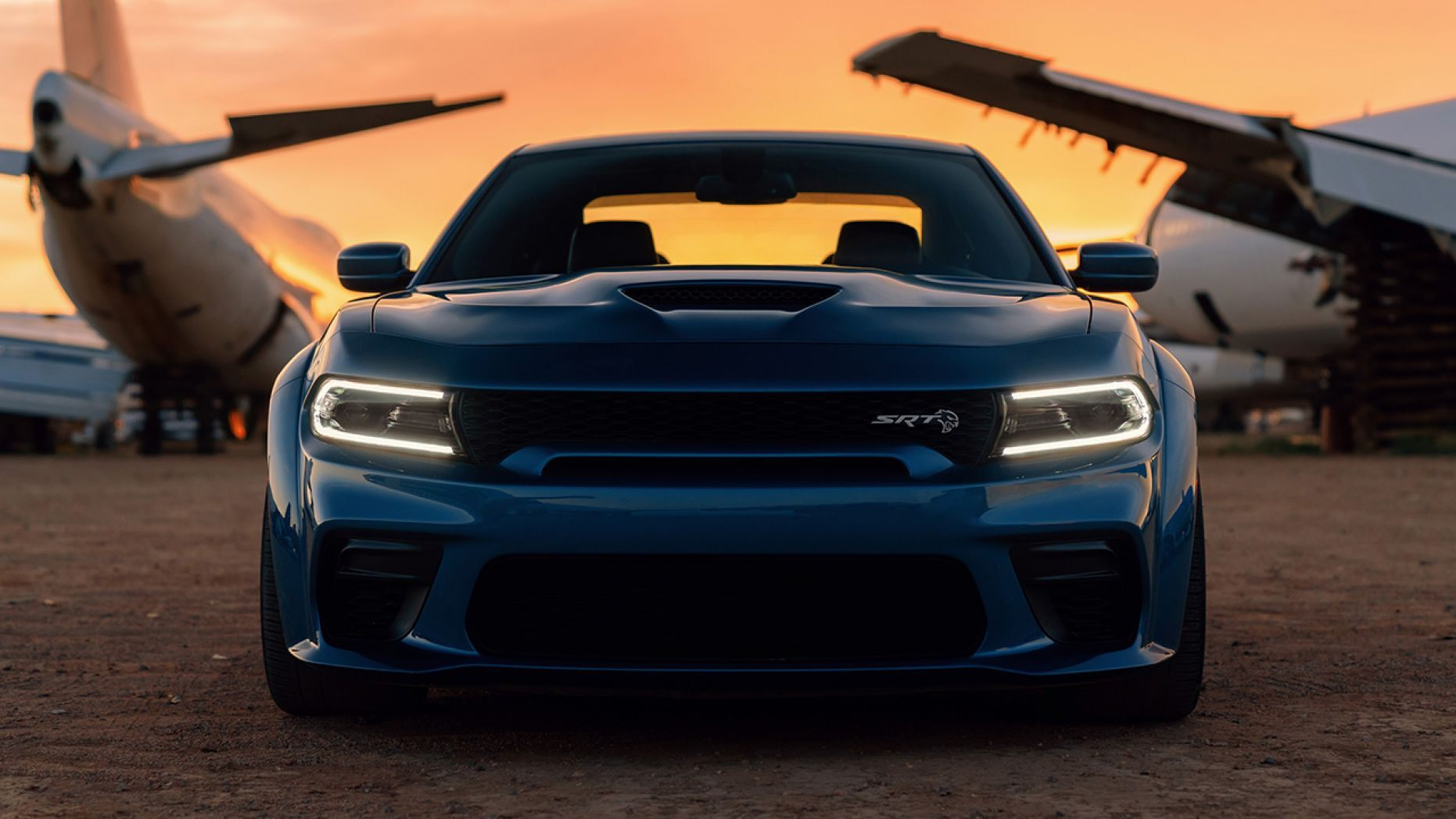 2020 Dodge Charger Hellcat Widebody Revealed: A Four-Door Steamroller