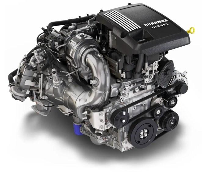 LM2 Duramax Diesel
