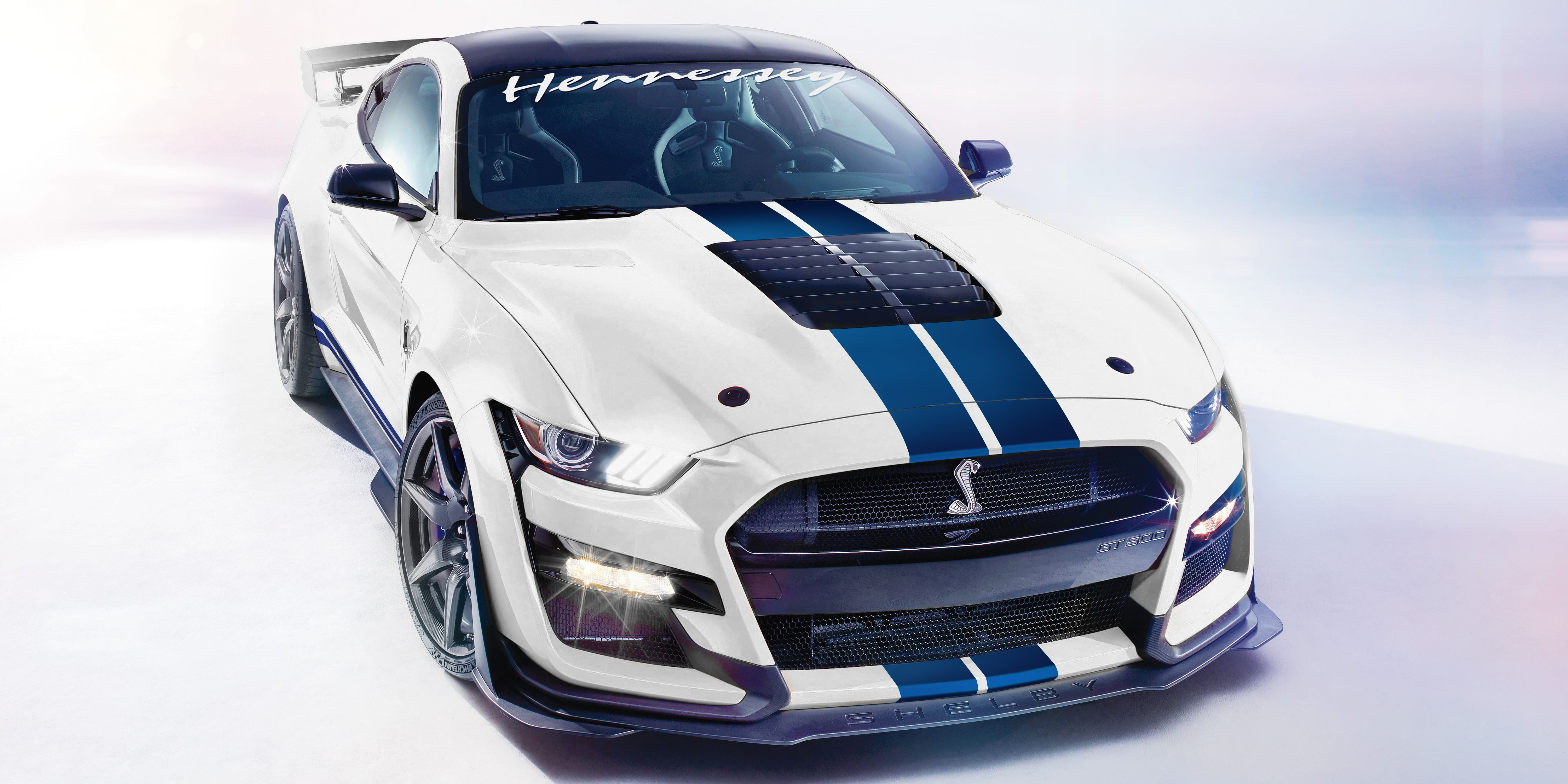 1,200 HP FOR 2020 FORD MUSTANG SHELBY GT500 PLANNED
