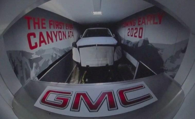 GMC Canyon AT4