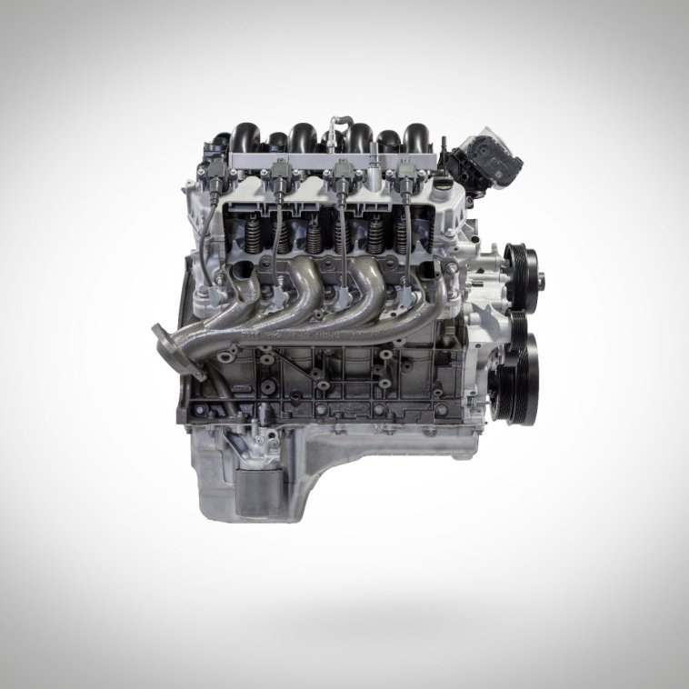 7.3 Powerstroke Specs >> Ford 7 3l V8 Engine Specs Detailed Muscle Cars And Trucks