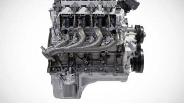 Ford 7.3L V8 Cutaway