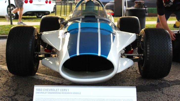 Mid Engine Corvette CERV I