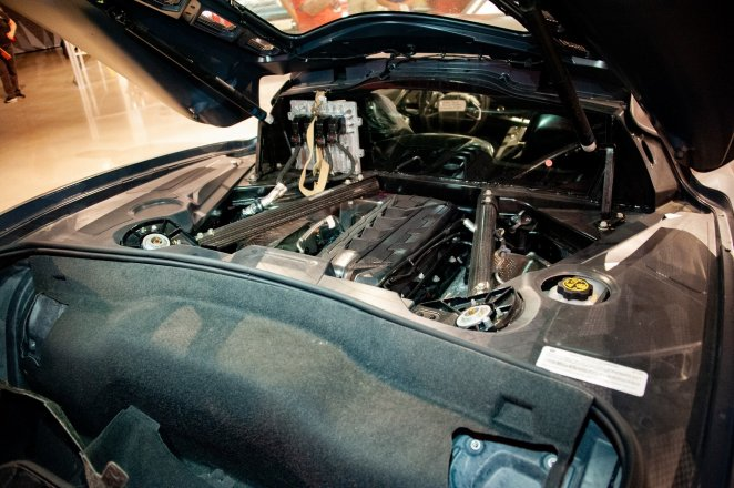 Corvette Stingray prototype