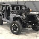 American Expedition Vehicles Jeep Wrangler SEMA 2019