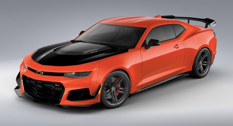 Zl1 1le Price >> The Most Expensive 2020 Chevrolet Camaro Is Over 79 000