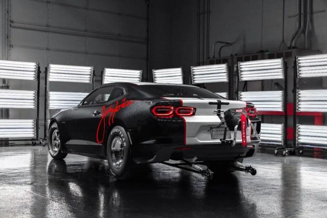 2020 COPO Camaro John Force Edition