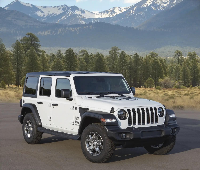 2020 jeep wrangler freedom edition celebrates american