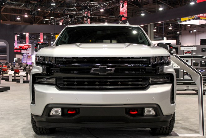 2021 Chevrolet Silverado Redline Edition SEMA 2019