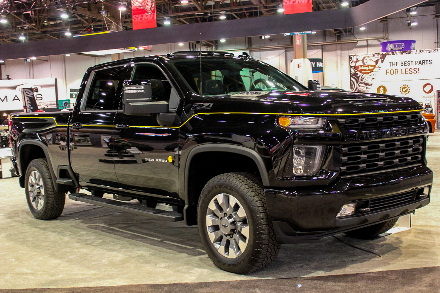 2021 Chevrolet Silverado Special Editions Heading To ...