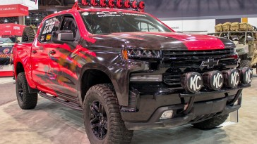 2020 Silverado Jackal: A Ford F-150 Raptor Fighter From ...