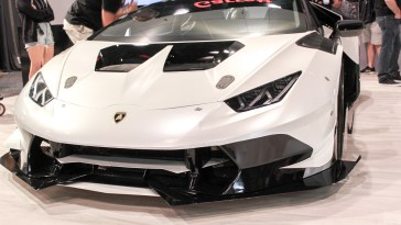 LS Swapped Lamborghini Huracan