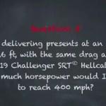Dodge Challenger Question