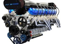 LS V16 Engine