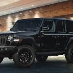 JL Jeep Wrangler High Altitude