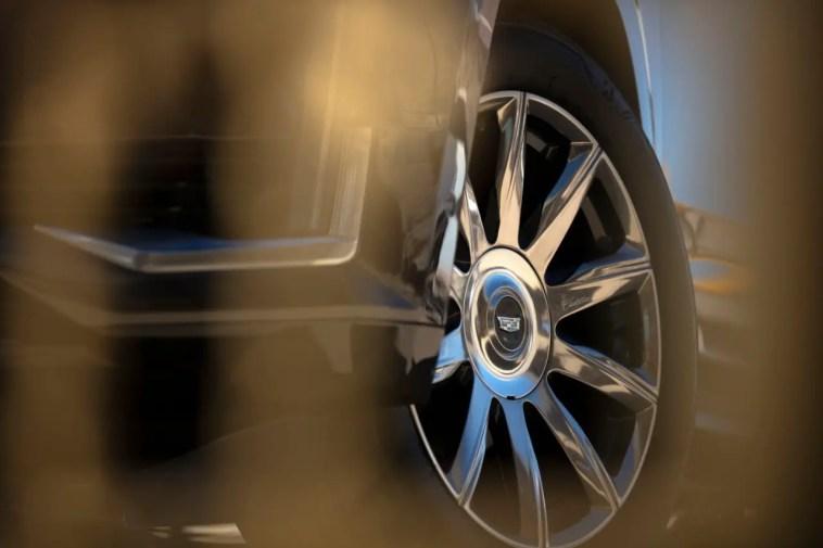 2021 Cadillac Escalade Onyx Package