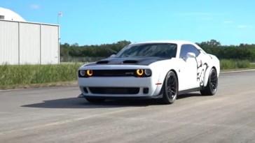 Challenger Hellcat Redeye