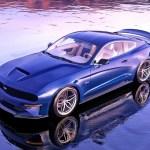 Ford Mustang Mercury Cougar mashup
