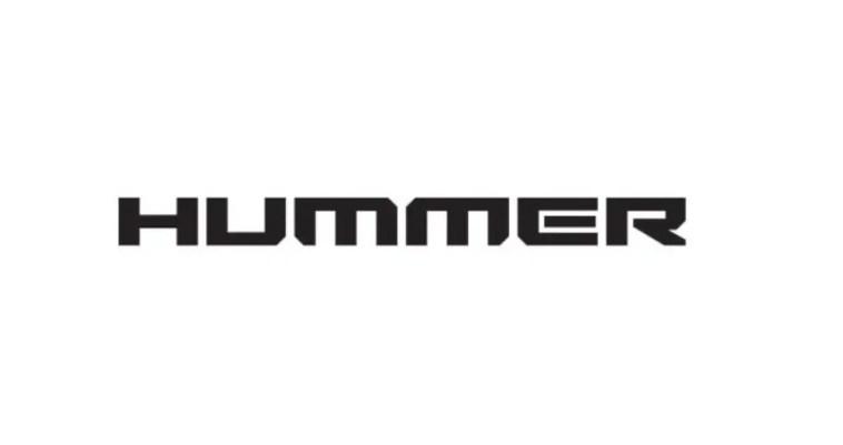 Hummer Ev Logo