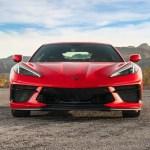 2021 Corvette 2020 Corvette