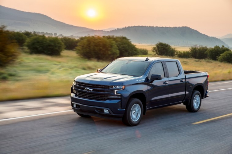 2019 2020 2021 Chevrolet Silverado 1500 RST