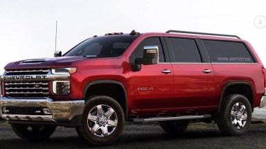 Chevrolet Suburban HD
