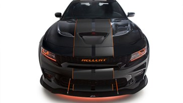 Hellcat Widebody