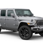 Jeep Wrangler High Altitude