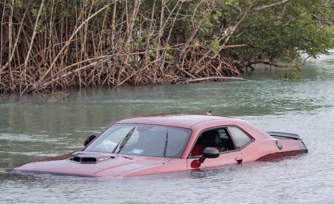 Dodge Challenger Boat