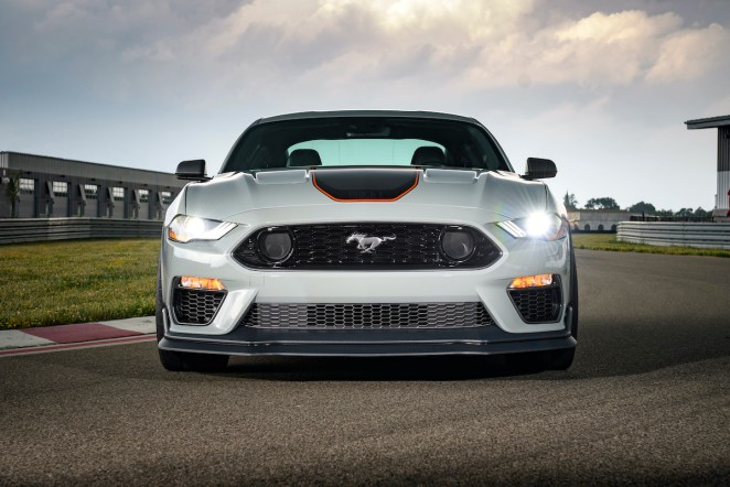 2021 Ford Mustang Mach-1