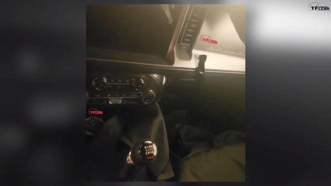 Ford Bronco Interior Leak