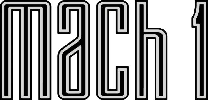 2021 Ford Mustang Mach 1 Logo