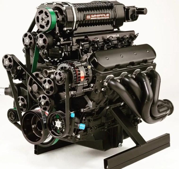 LSX crate engine