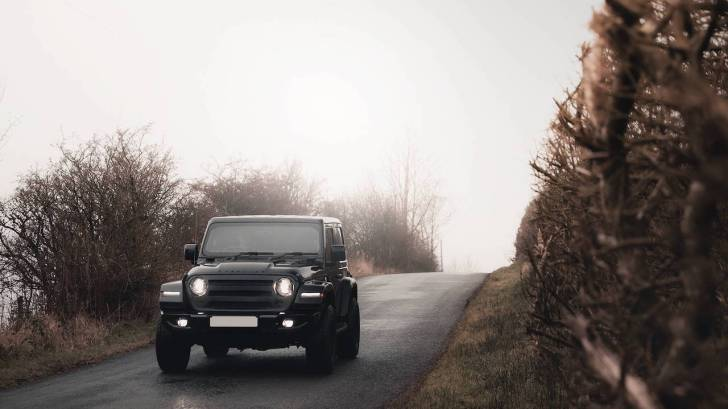 Sterling Automotive Jeep Wrangler