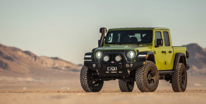 Jeep Gladiator AEV