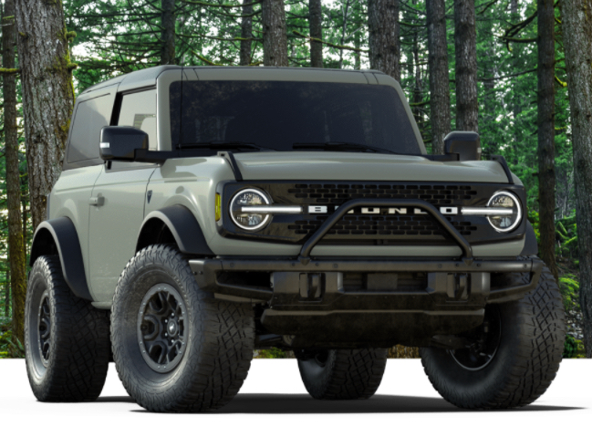2021 Ford Bronco First Edition Production Doubles To 7000 Units