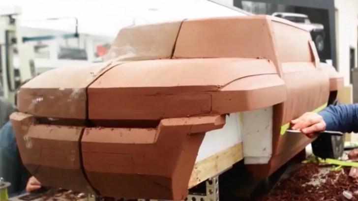 2022 Hummer EV GMC Design