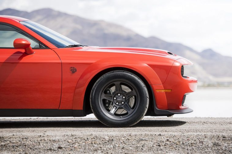 2020 Dodge Challenger Super Stock Hellcat Muscle Car