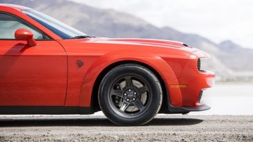 2020 Dodge Challenger Super Stock Hellcat Muscle Car