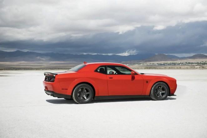 2021 Dodge Challenger Super Stock Hellcat