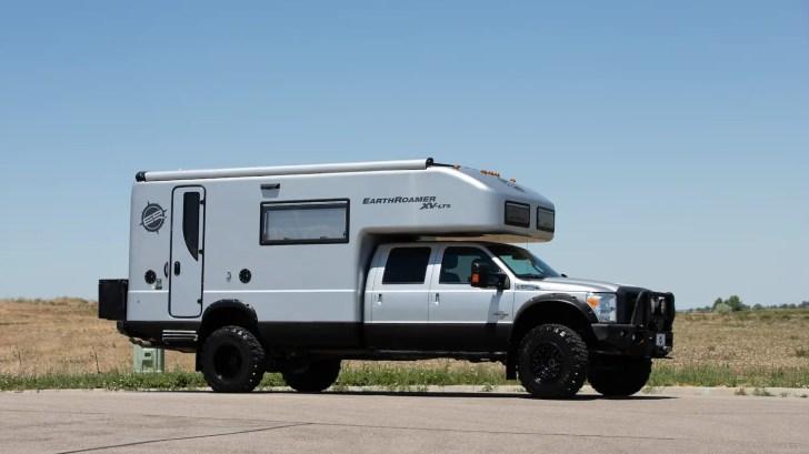 EarthRoamer Camper