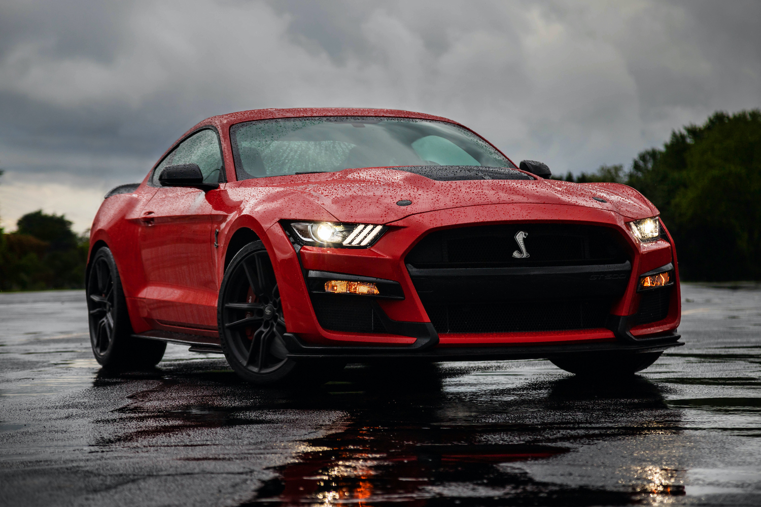 Find out what sets the shelby mustang gt500 apart and see pictures of the shelby mustang gt500. 2021 Ford Mustang Shelby Gt500 New Colors Carbon Fiber Package