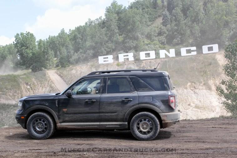 2021 Ford Bronco Sport Badlands Holly Oaks ORV Park Review