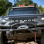 2021 Ford Bronco Two-Door Trail Rig Concept