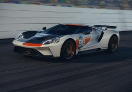 2021 Ford GT Heritage Edition Ken Miles