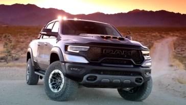 2021 Ram TRX Launch Edition Mopar Accessories