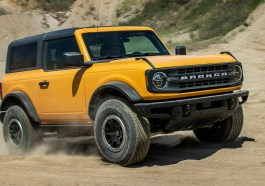 2021 Ford Bronco 2 Door Holly Oaks