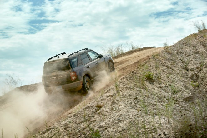 2021 Ford Bronco Sport SUV Badlands Review