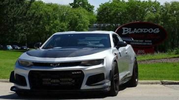 Blackdog Performance Chevrolet Camaro ZL1 1LE ZL11