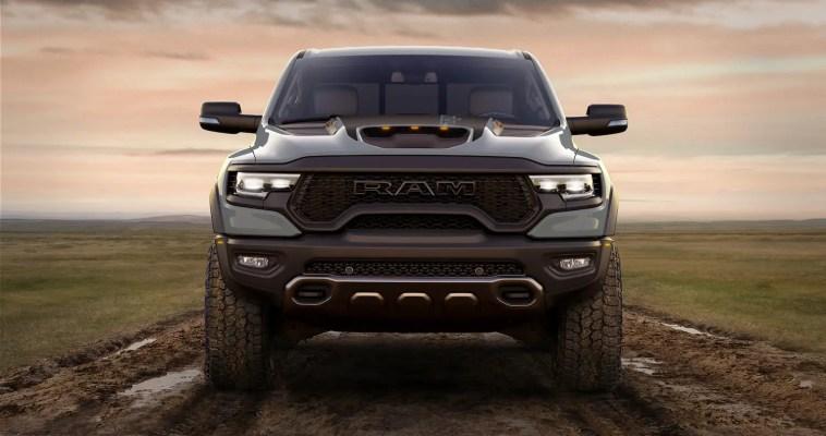 Ram TRX Launch Edition